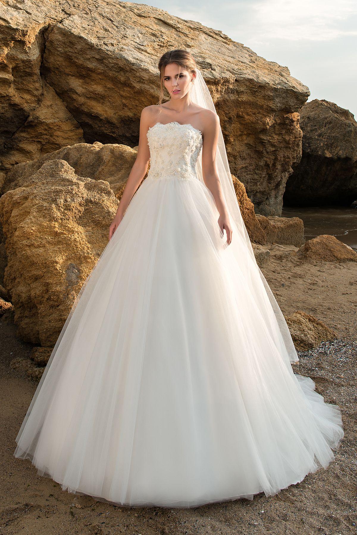 9ebdf6d75959 Νυφικό «Zina» - Νυφικά Θρησκευτικού Γάμου