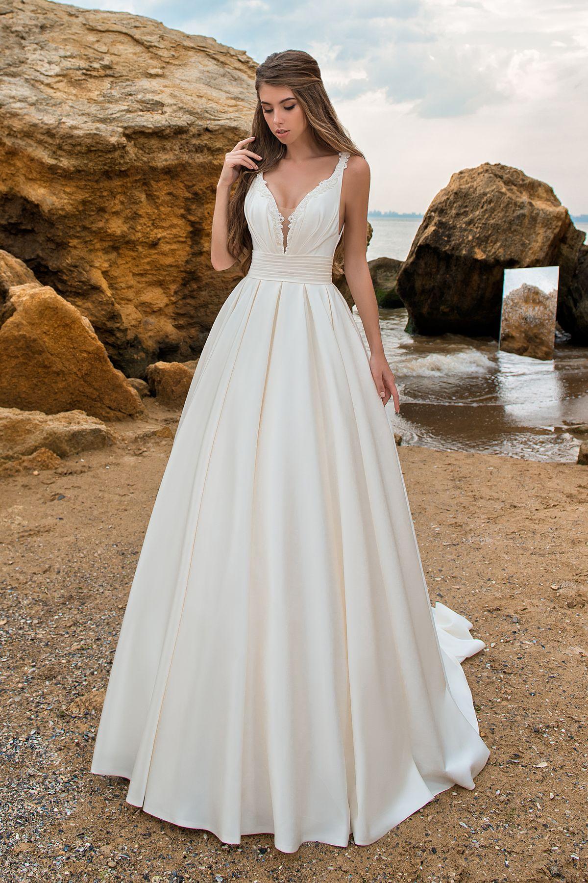 855eed537eb4 Νυφικό «Patrizia» - Νυφικά Θρησκευτικού Γάμου
