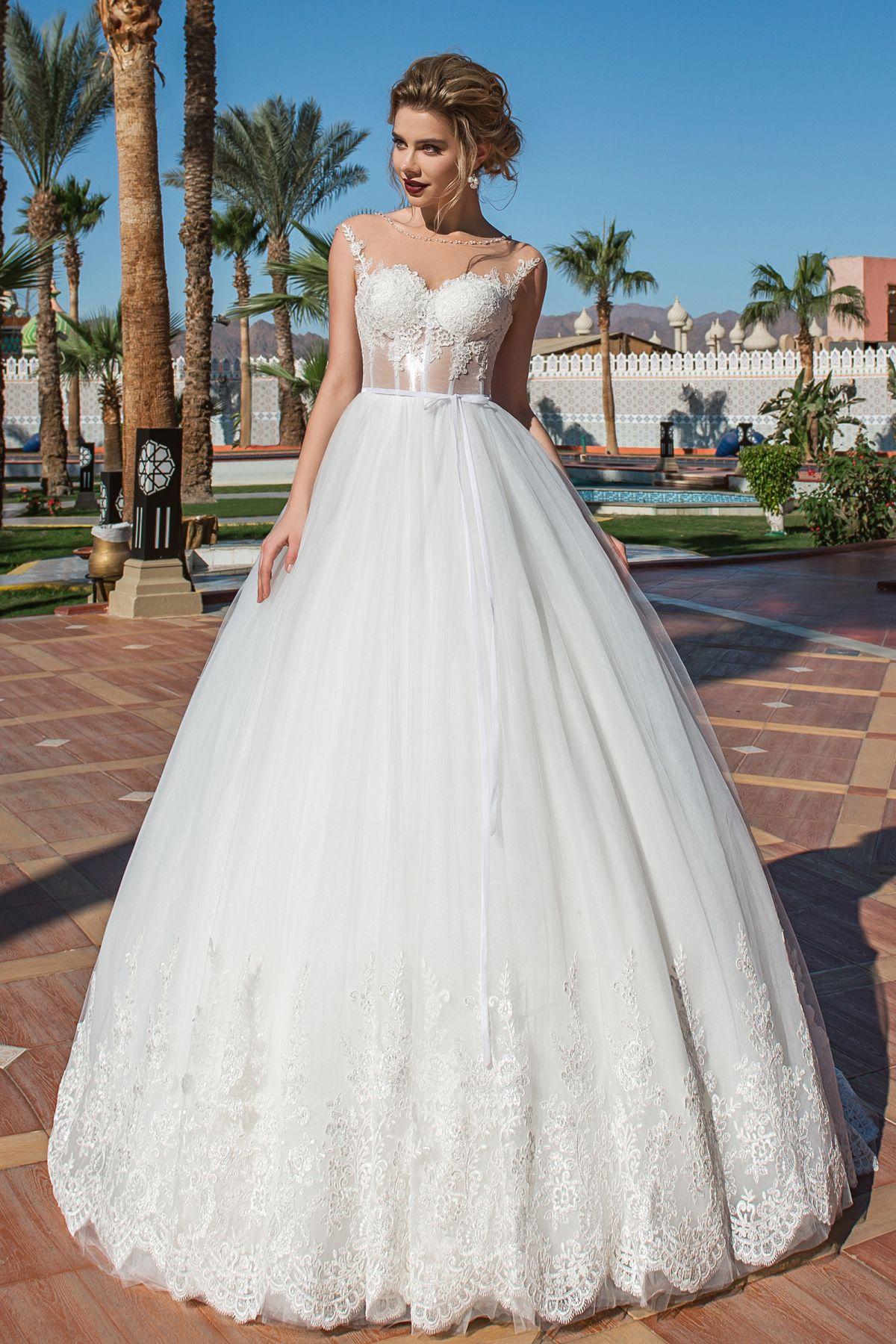 010aa66cb8a5 Νυφικό «Allison» - Νυφικά Θρησκευτικού Γάμου