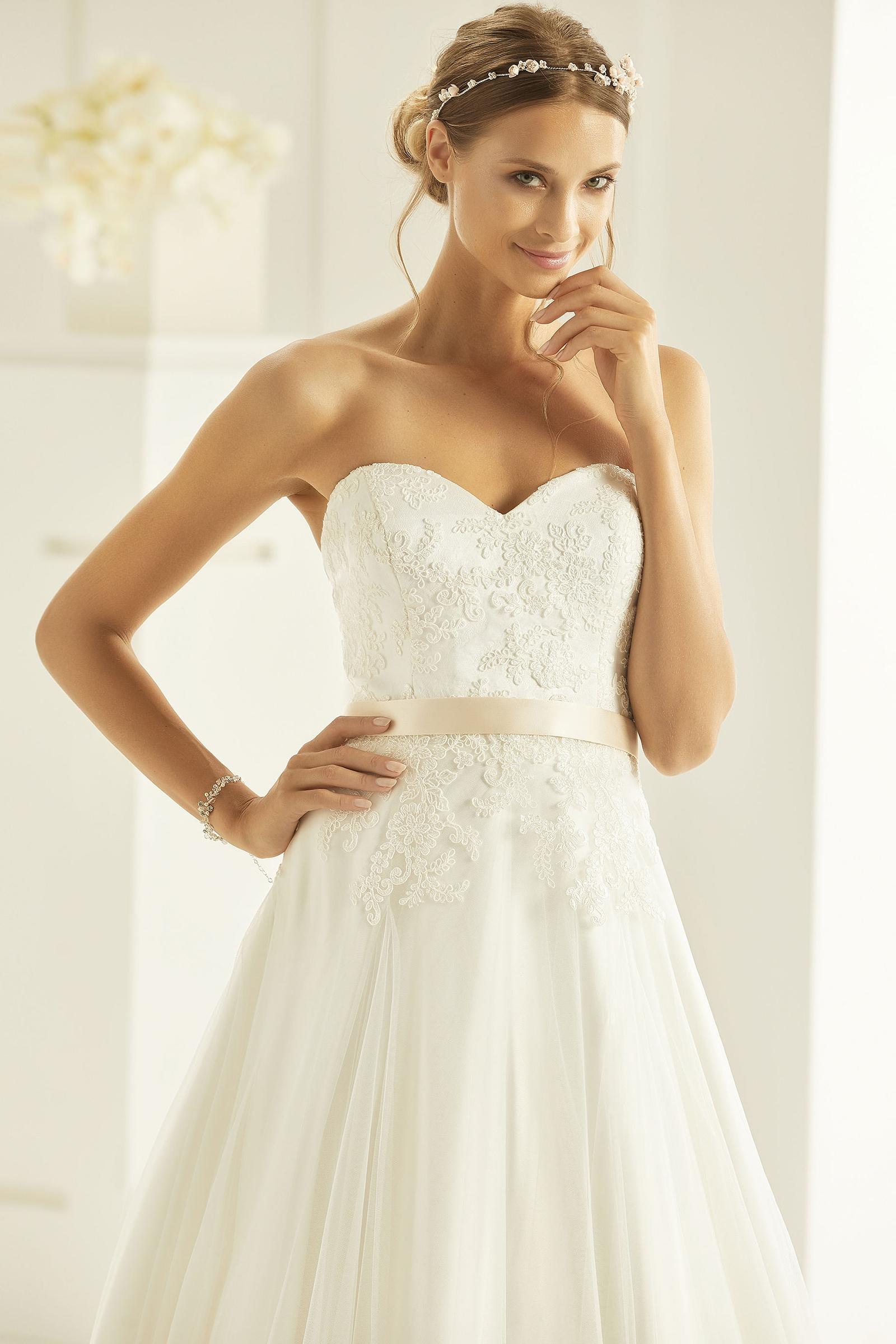 d64753ea1435 Νυφικό «Pinelope» - Νυφικά Θρησκευτικού Γάμου